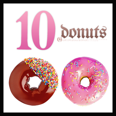 Flyer Donuts