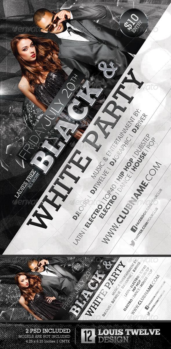 Soirée Black & White