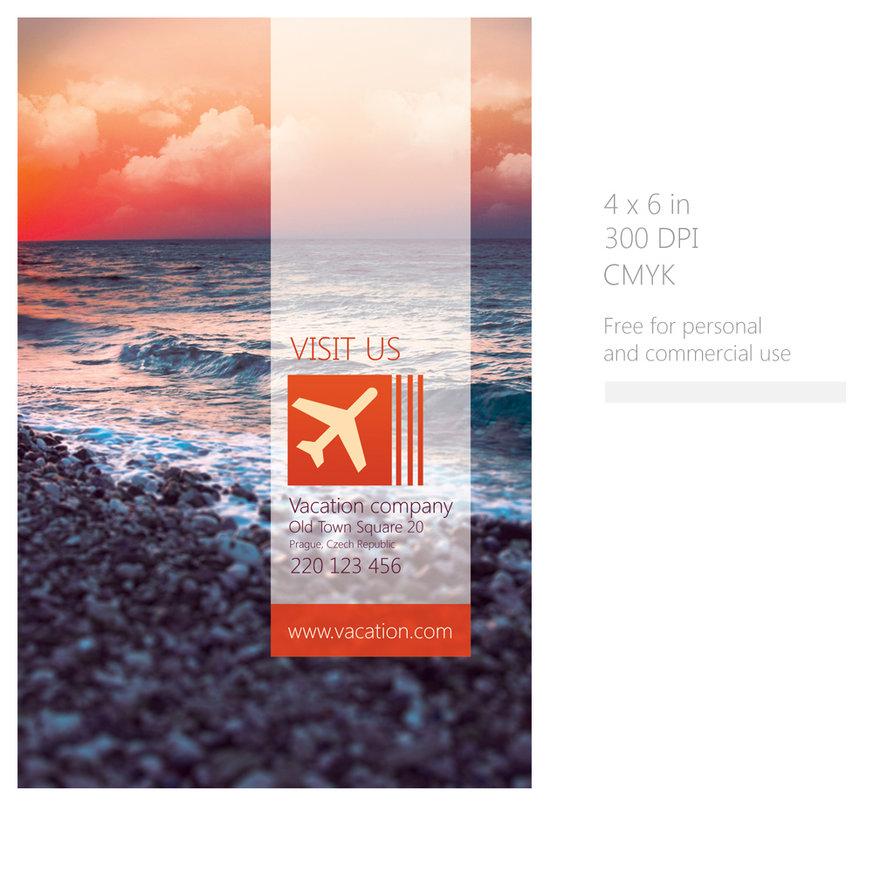 Flyer Vacances