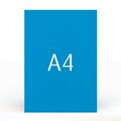 format flyer A4