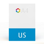 format flyer US