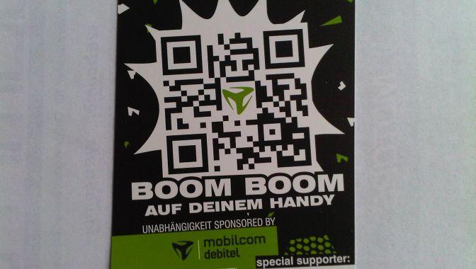 QR Code, bonne ou mauvaise idée sur un flyer ?