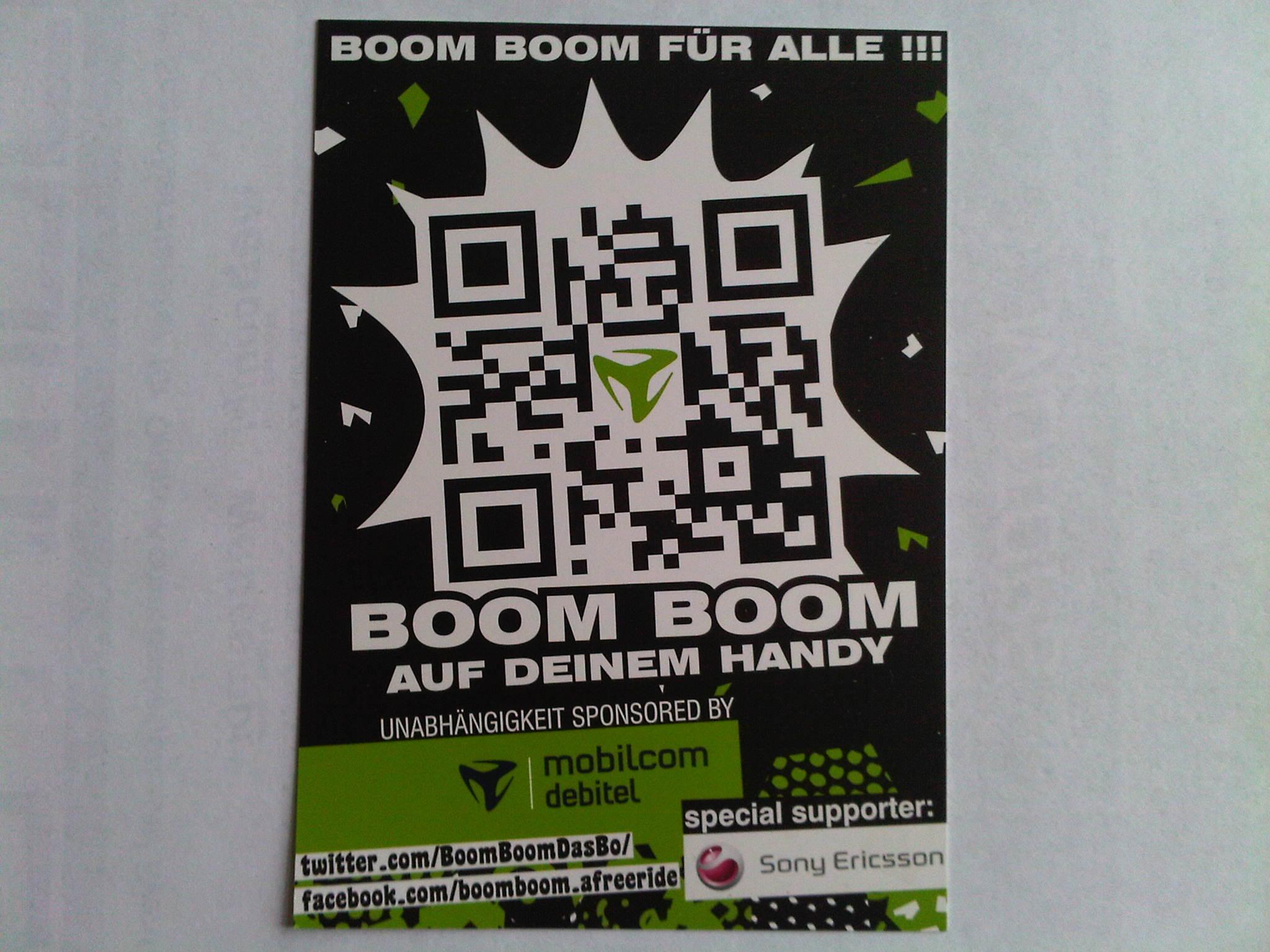 qr code  bonne ou mauvaise id u00e9e sur un flyer