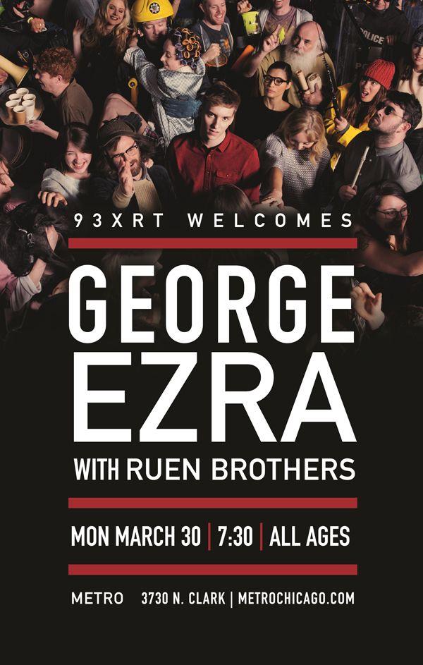 Concert George Ezra