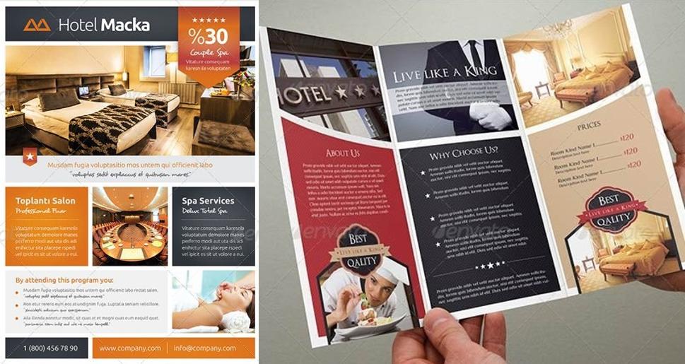 Analyse de flyers h tels quelles informations y trouver for Site pour trouver des hotels