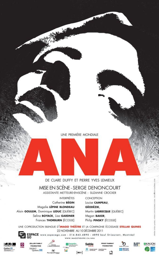 Flyer Ana