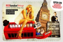Red London Things