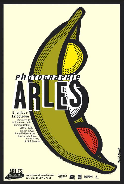 Flyer Photogrpahie Arles