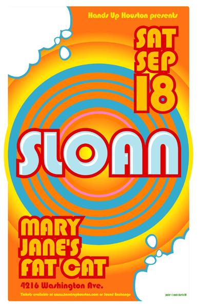 Flyer Sloan
