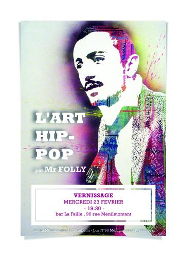 Flyer L'art Hip-Hop