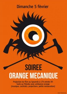 Orange Mecanique