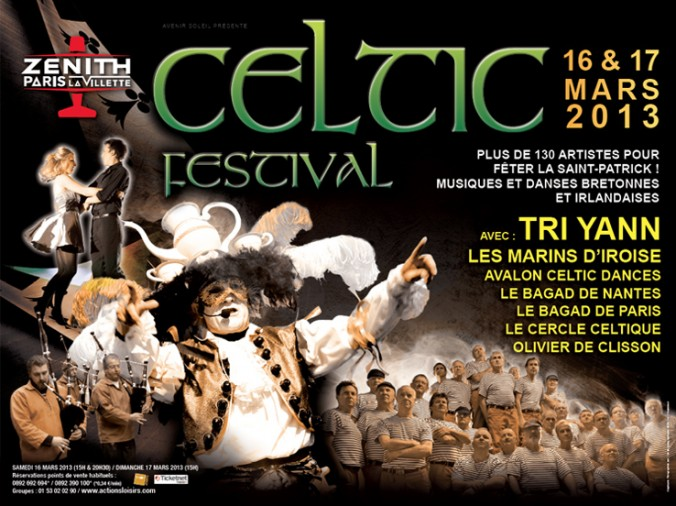 Flyer Celtic Festival
