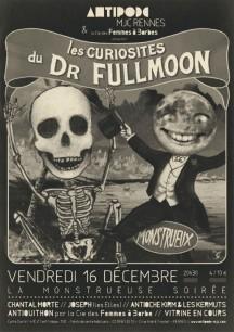 Les curiosités du Dr Fullmoon