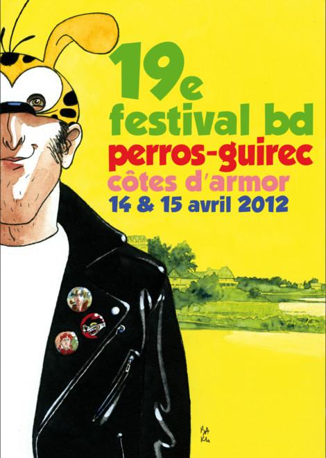 Flyer Fevival BD