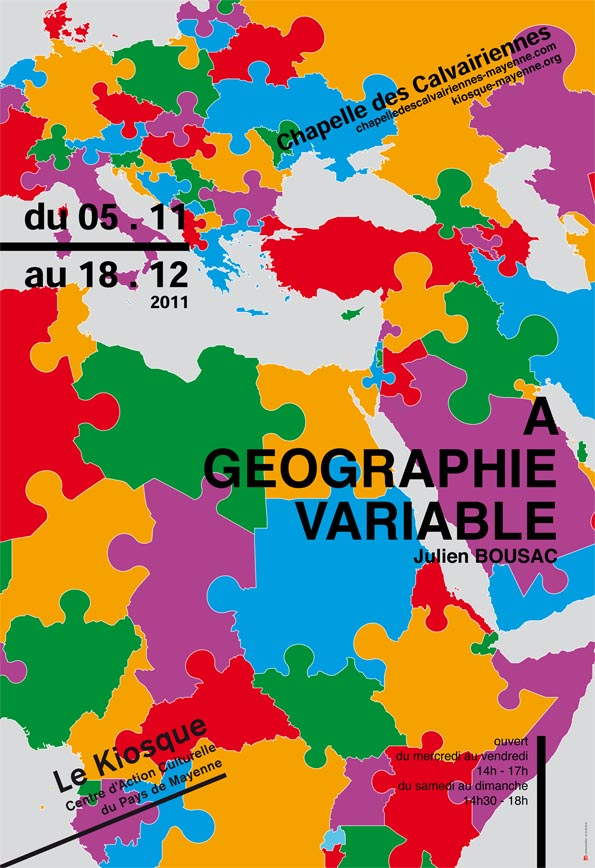 Flyer A Geographie variable