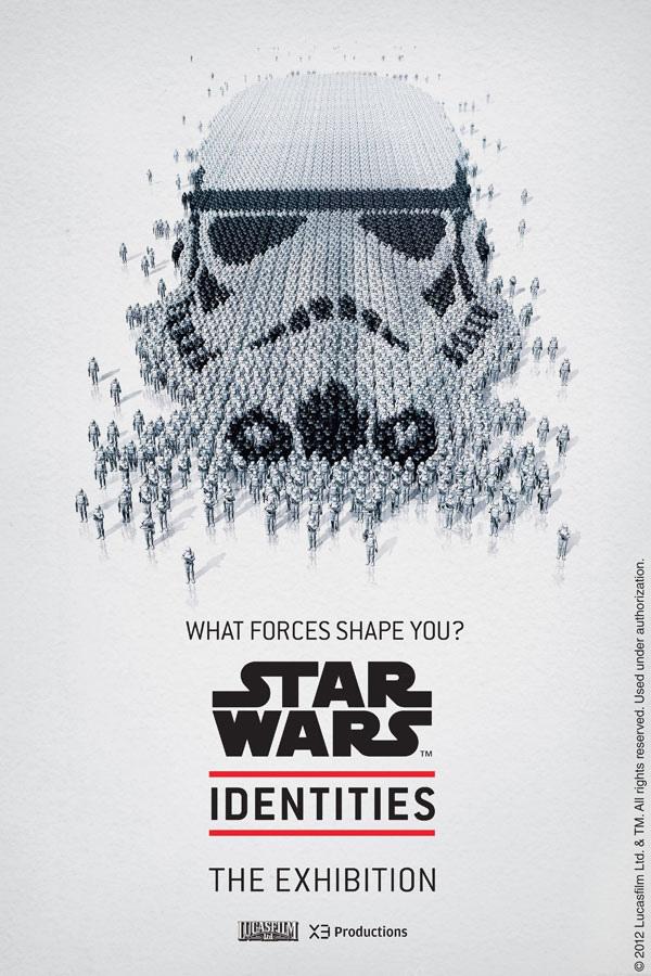 Flyer Star Wars Identities