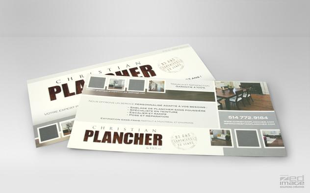 Flyer Christian Plancher