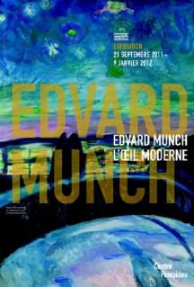 Edward Munch, L'oeil moderne
