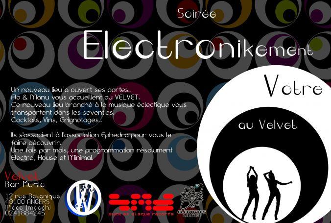 Flyer Electronikement