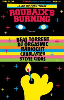 Roubaix Burning
