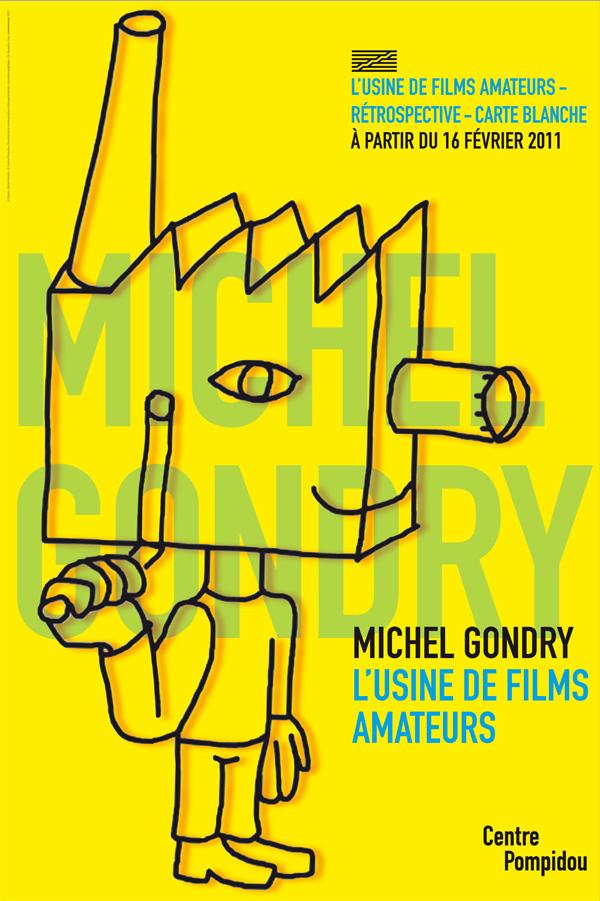 Flyer L'usine de films amateurs