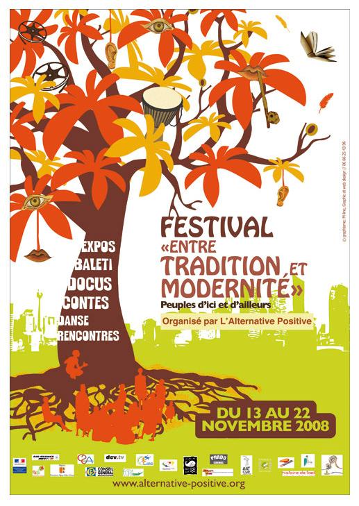 Flyer Tradition et modernité