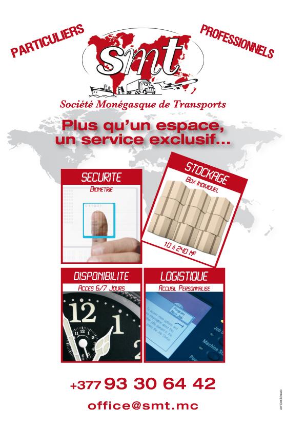 Flyer Société monégasque de transports