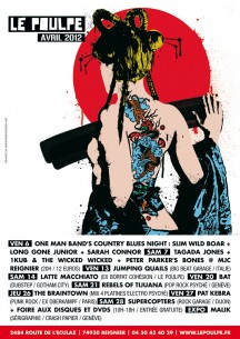 Le Poulpe – Avril 2012