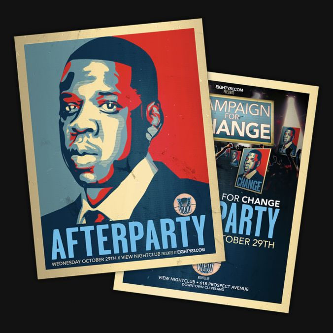 Flyer After party