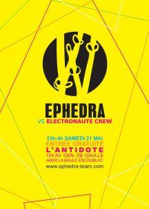 Epedra vs electronaute crew