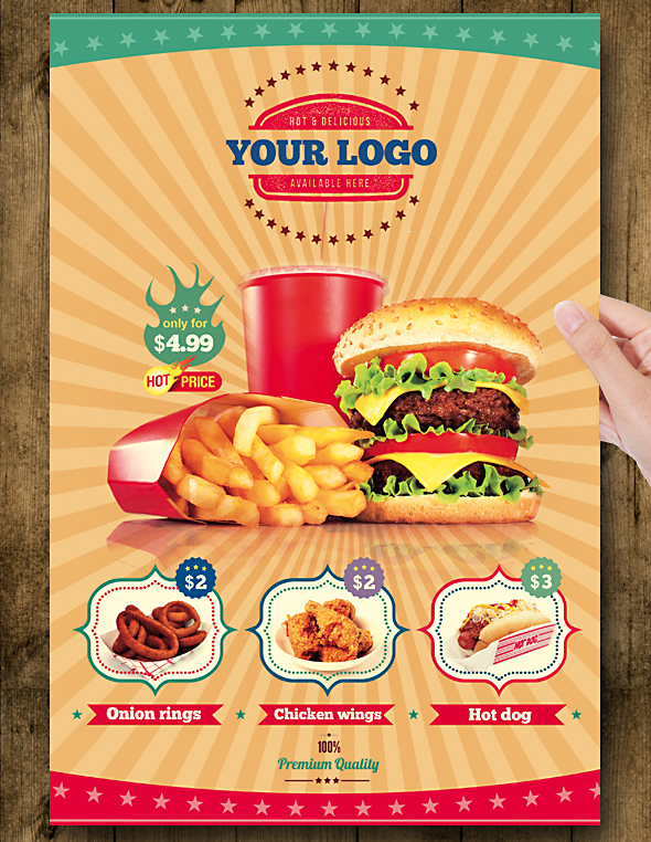 Flyer FastFood