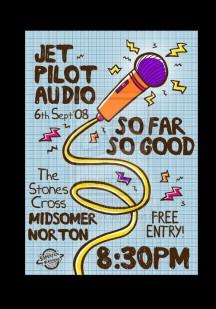 Jet Pilot Audio