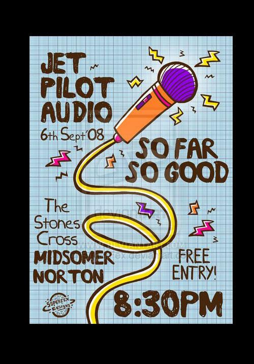 Flyer Jet Pilot Audio