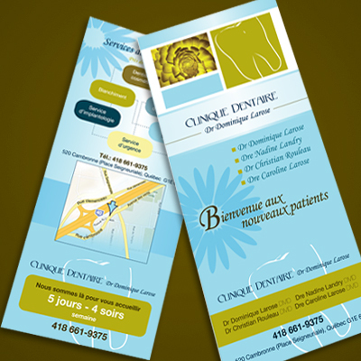flyers exemple