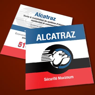 Flyer Alcatraz