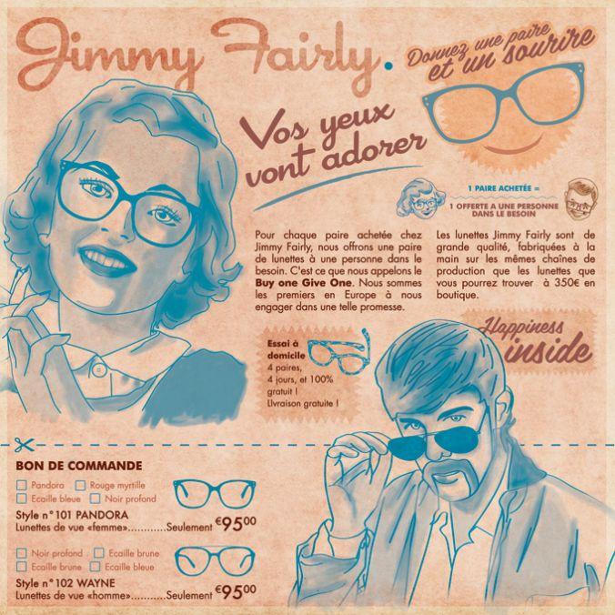 Flyer Jimmy Fairly
