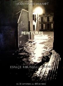 Peintures Jean – Yves Pernot