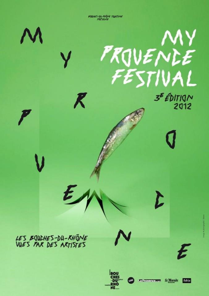 Flyer My provence Festival