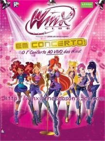 Concert Winx
