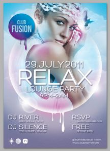 Relax Lounge Party
