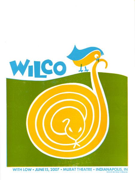 Flyer Wilco