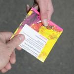 distributeur flyers