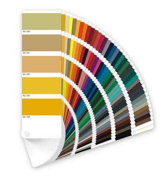 Important pour vos flyers : l'identité des couleurs
